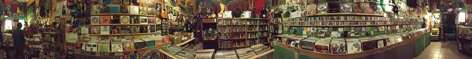 small Panorama of DEEP THOUGHTS RECORDS