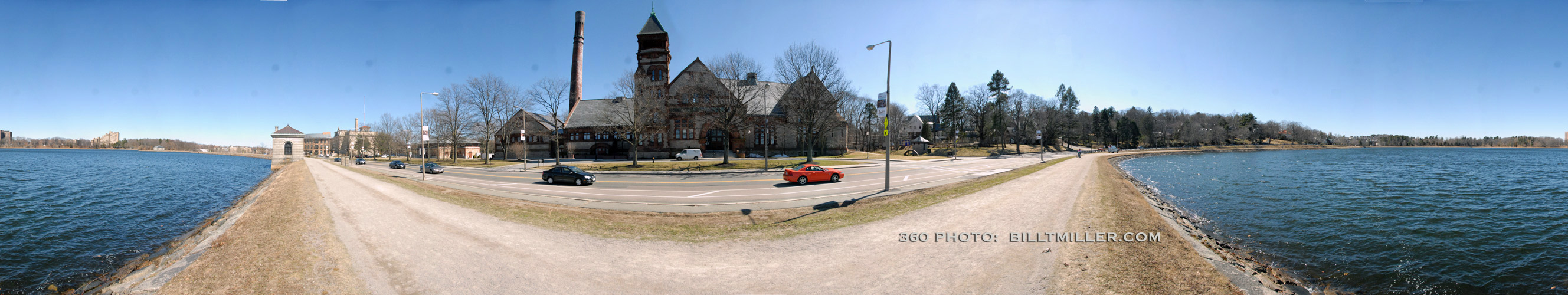 360 Panoramic of WATERWORKS by Bill T Miller