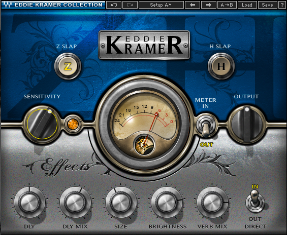 Eddie Kramer WAVES PlugIns