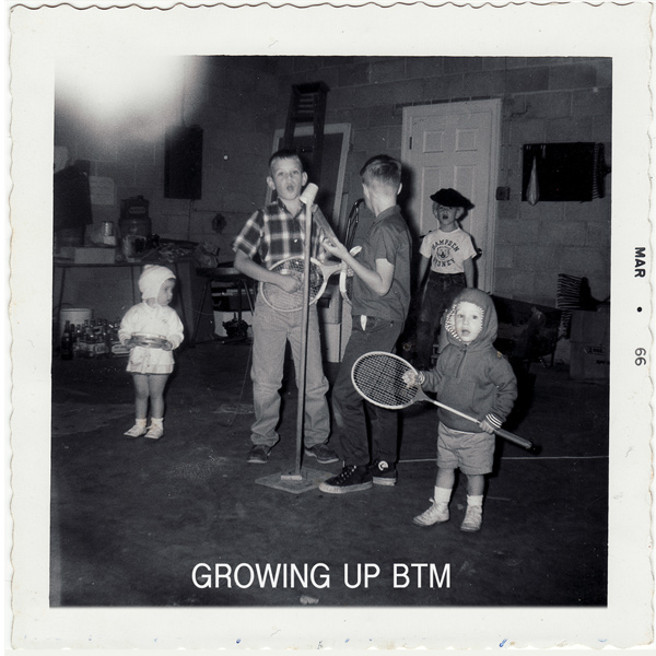Growing Up BTM DVD COVER