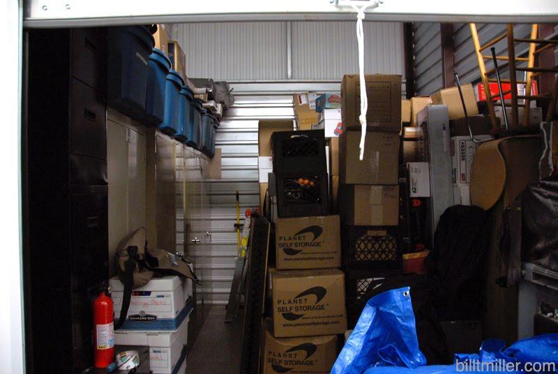 Headroom in Storage