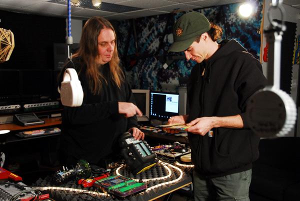 Bill T Miller & Brian Viglione