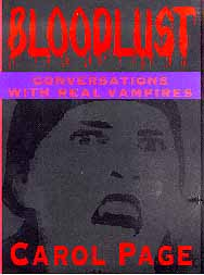 BLOODLUST Hardcover