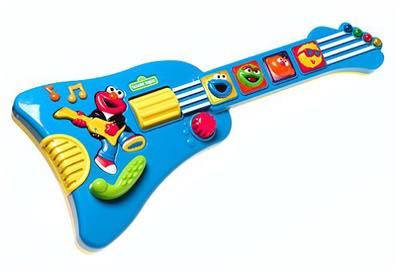 elmo guitar