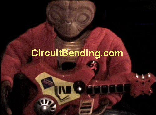 ET on GUITAR