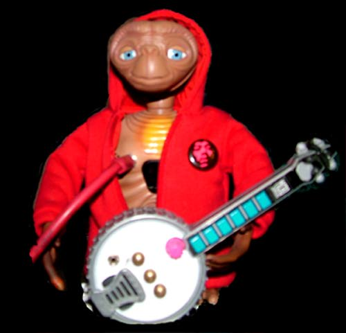 ET ON BANJO