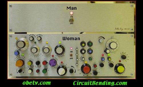 MAN - WOMAN