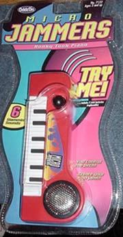 MicroJammer PIANO
