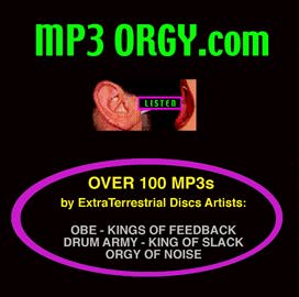 MP3 ORGY.com CD