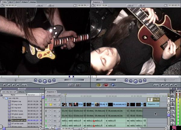 Orgy Of Noise FCP