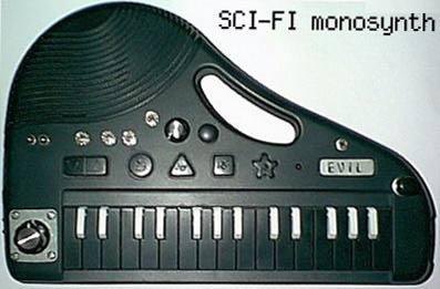 SCI-FI MONOSYNTH