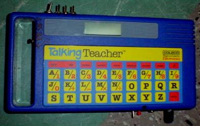 talking teacher
