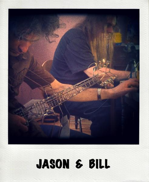 Jason & Bill