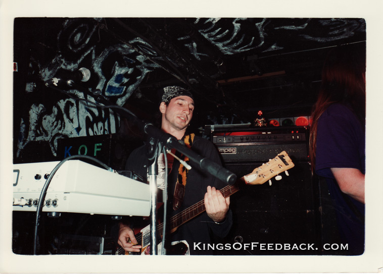 KINGS OF FEEDBACK at THE RAT