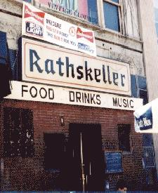 Boston Rathskeller - The Rat