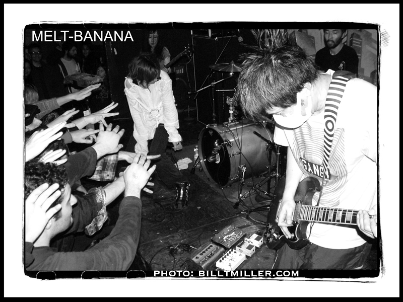 MELT-BANANA - Photo by Bill T Miller