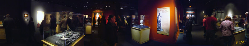 Pompeii Exhibit at MOS
