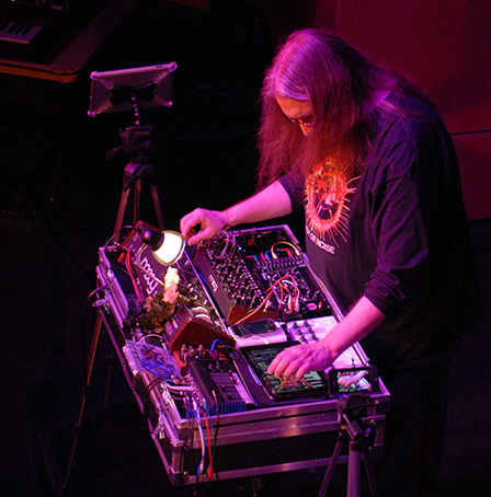 Bill T Miller - Orgy Of Noise at AHNE Berklee
