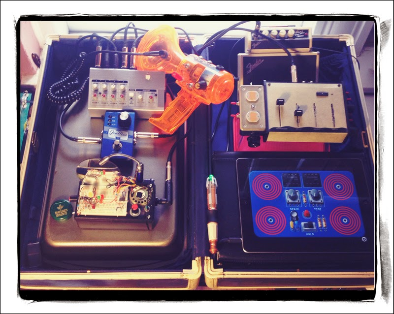 BTM RIG for Noise Night 2014