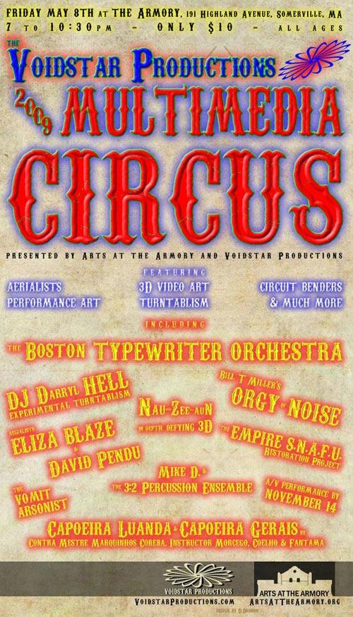 Multimedia Circus