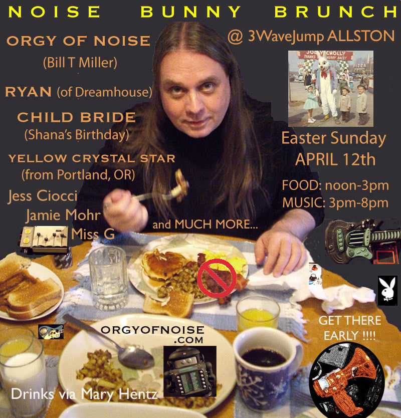 NOISE BRUNCH