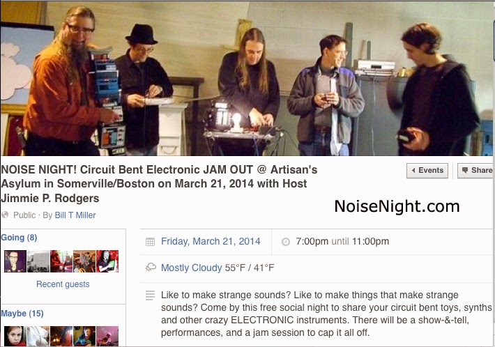 Noise Night 2014