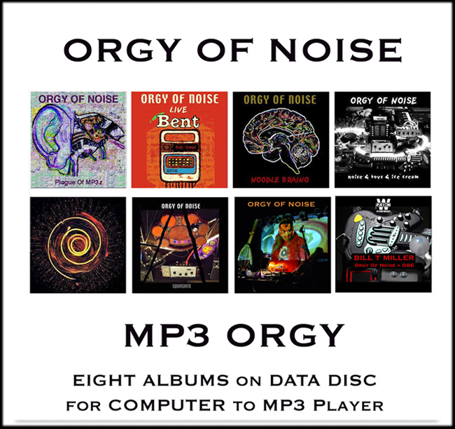 OON MP3ORGY CD