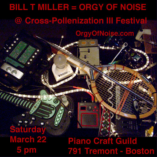 ORGY OF NOISE in CONCERT
