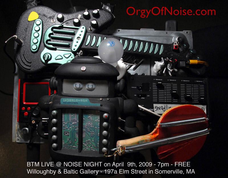 Bill T Miller @ Noise Night