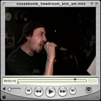 noosebomb video