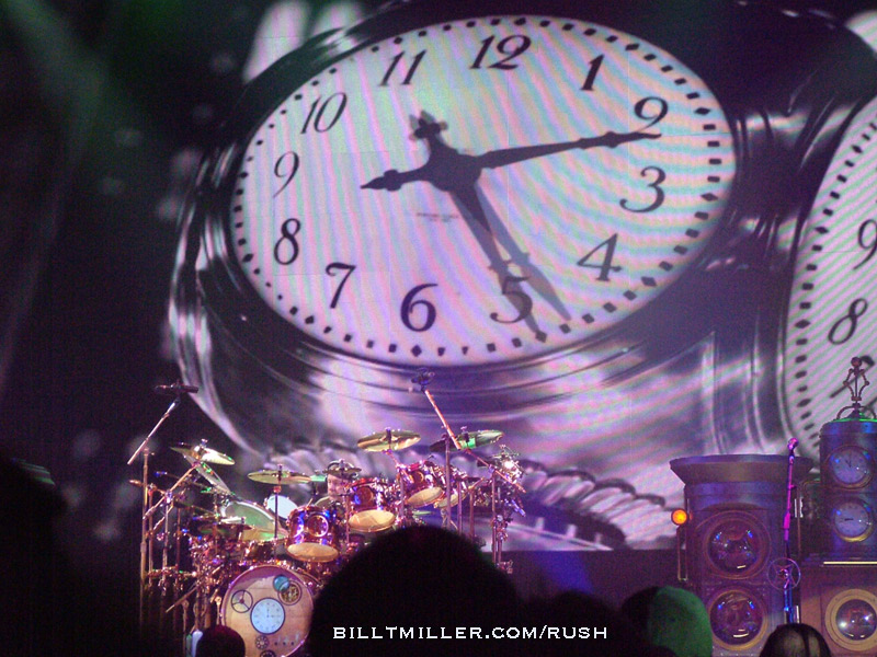 RUSH by Bill T Miller