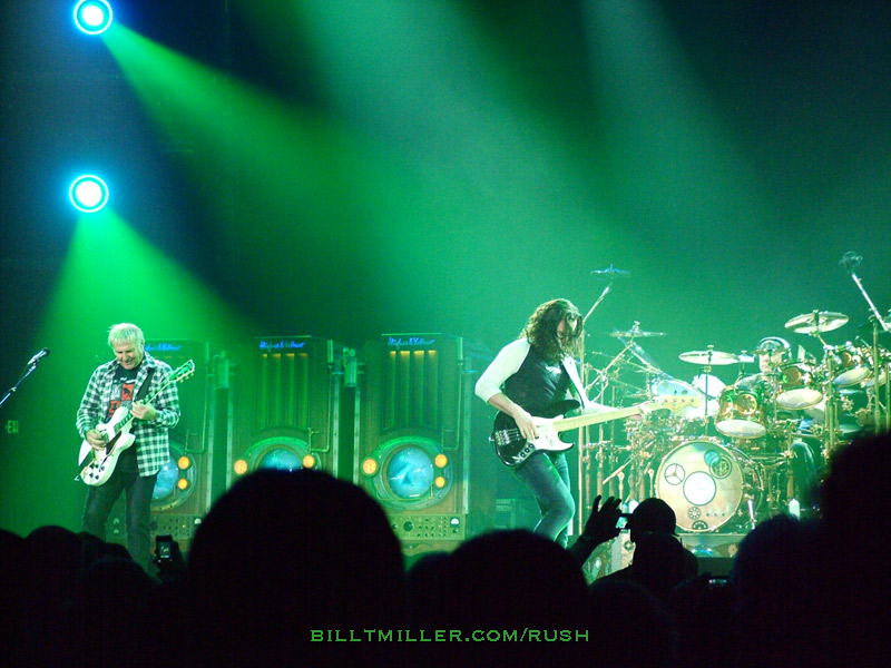 RUSH by Bill T Miller