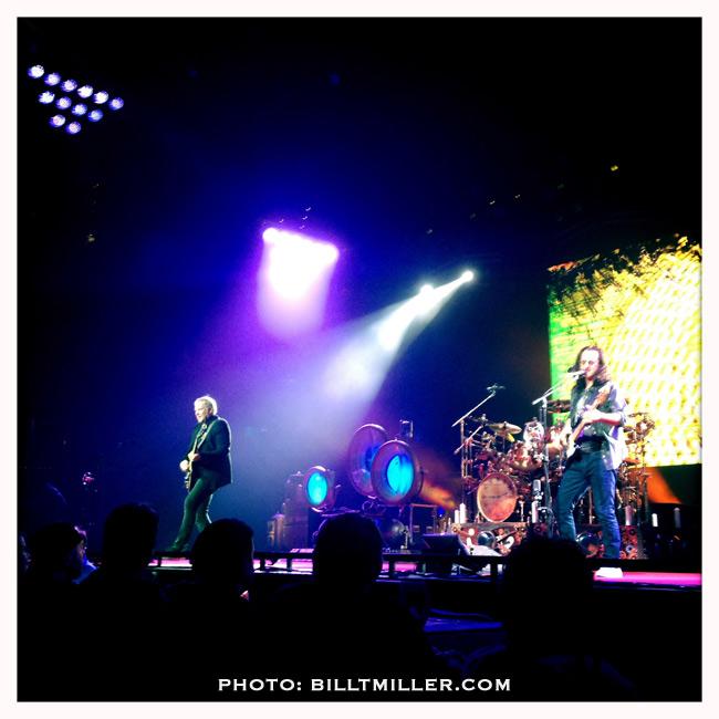 RUSH @ GARDEN - PHOTOS by BILL T MILLER