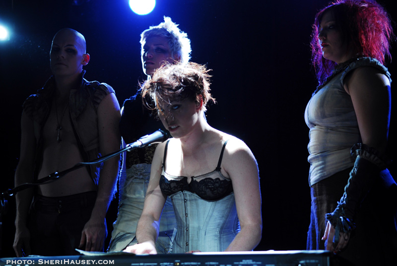Amanda Palmer - Photo by Sheri Hausey