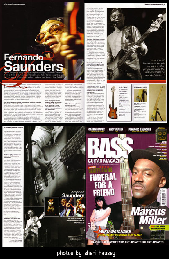 fernando bass mag uk