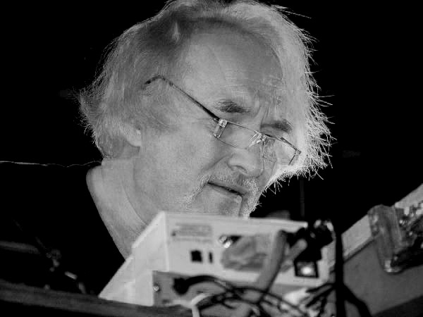 Holger Czukay of CAN
