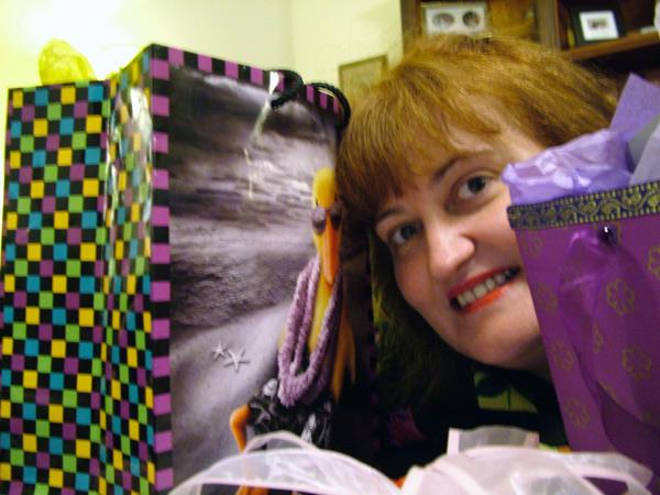 sheri presents