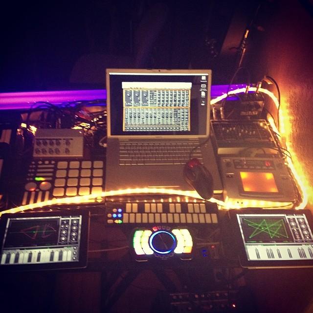 Headroom Recording Studios - Bill T Miller